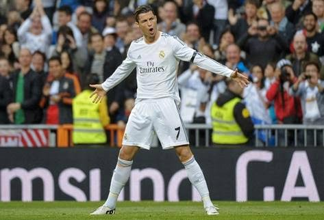 Cristiano Ronaldo (0-3) Bayern 0 - Real Madrid 4 - 29/04/2014 Real Madrid Clasificado para la Final de Champions League. Guardiola la jugará en la PlayStation.