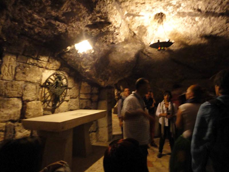 Palestina: Cueva del Nacimiento