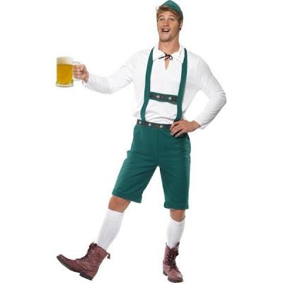 Disfraces de mozas de cerveza para adultos
