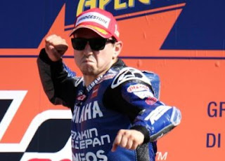 MOTO GP-Pedrosa no tuvo suerte pero si Lorenzo