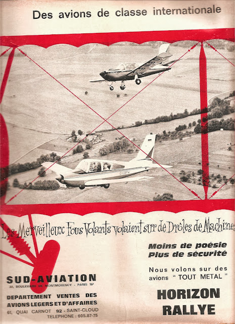 1966, aviation magazine