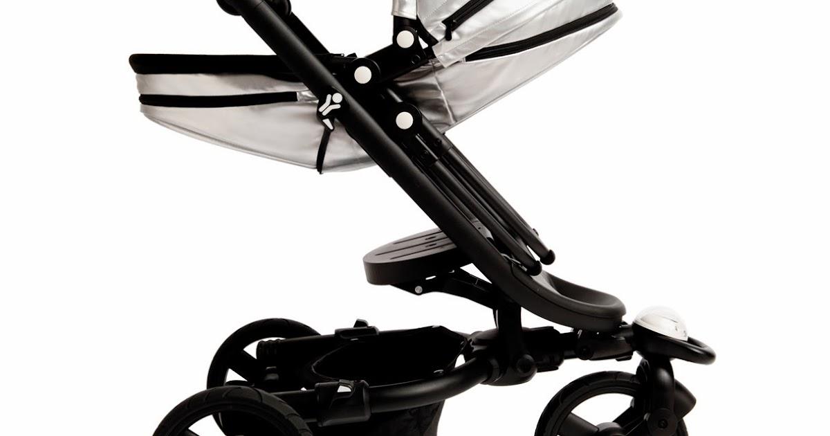 le blog b b la poussette zen chrome et black by babyzen. Black Bedroom Furniture Sets. Home Design Ideas