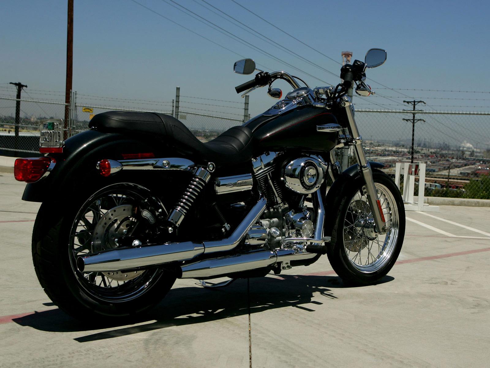 FXDC Dyna Super Glide Custom 2007 Harley-Davidson pictures
