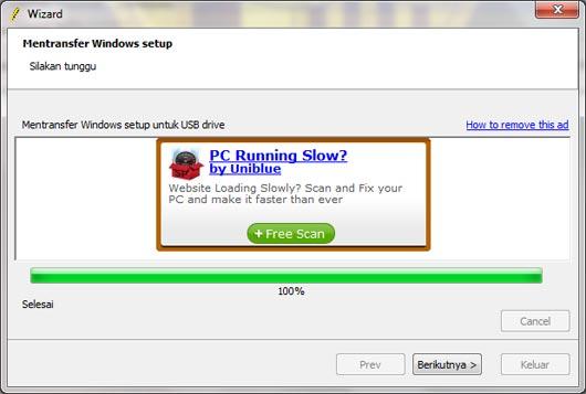 Cara Install Windows Menggunakan USB Flashdisk 7
