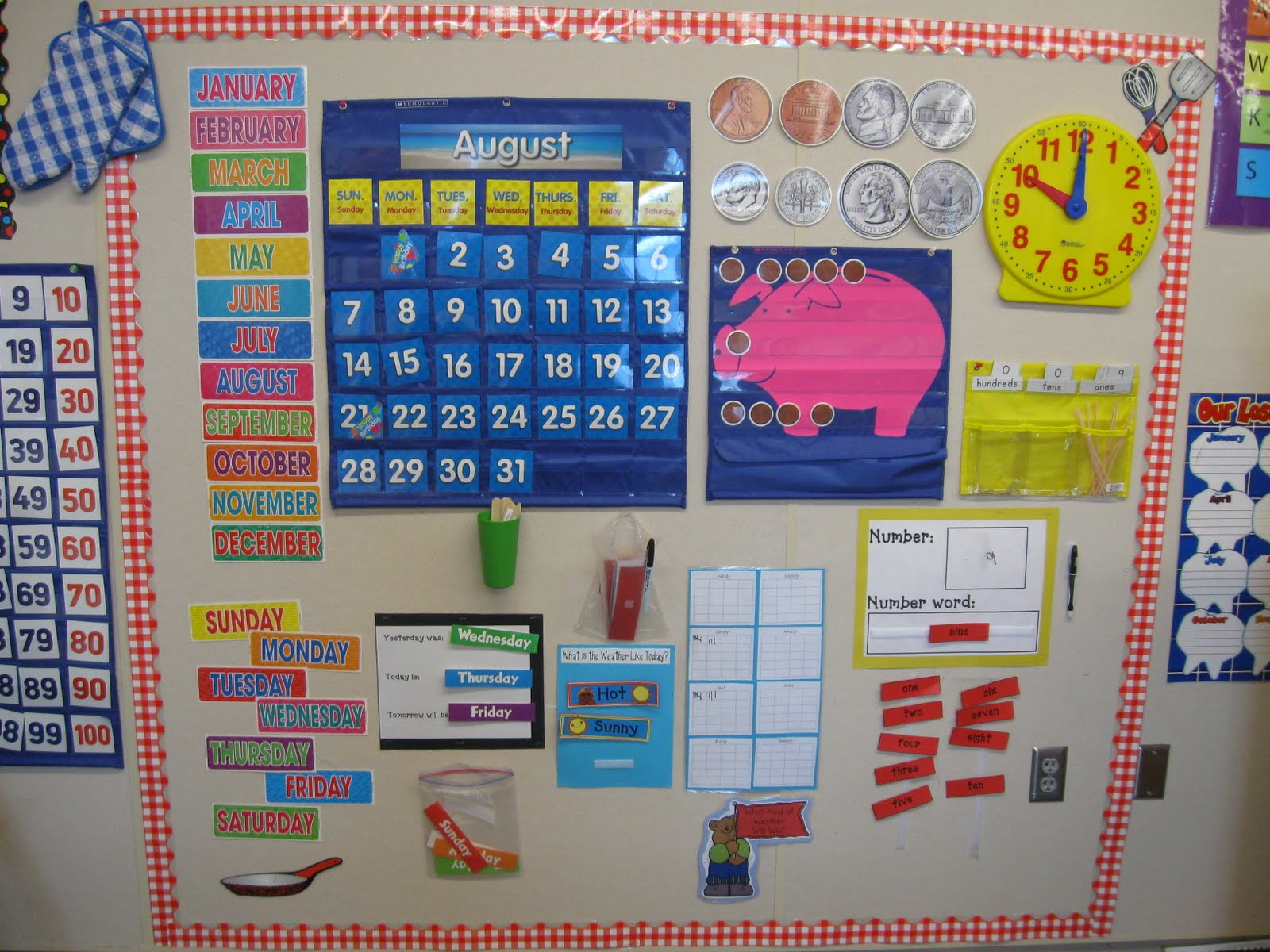 Calendar Ideas For Classroom : What the teacher wants it s calendar tiiimmmmeeee