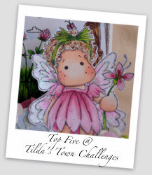 Shabby Tilda with package