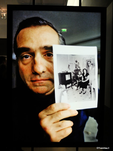 photo de famille expo scorsese  cinématèque française paris bercy