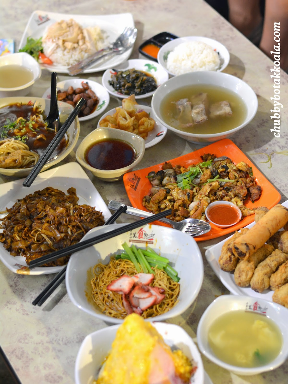 Peranakan Food Delivery Singapore