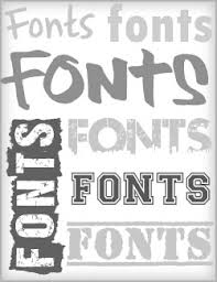 mengubah font dan jenis huruf di blog