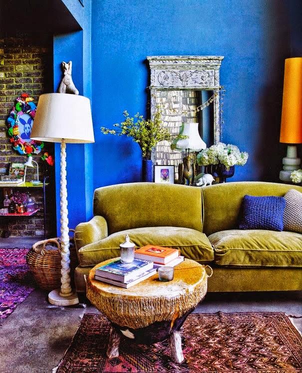 inspirational interiors/lulu klein