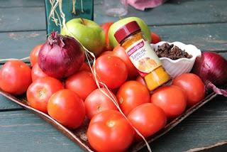Cà chua chutney 3