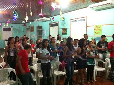 JM em formação em Rio Branco, Acre
