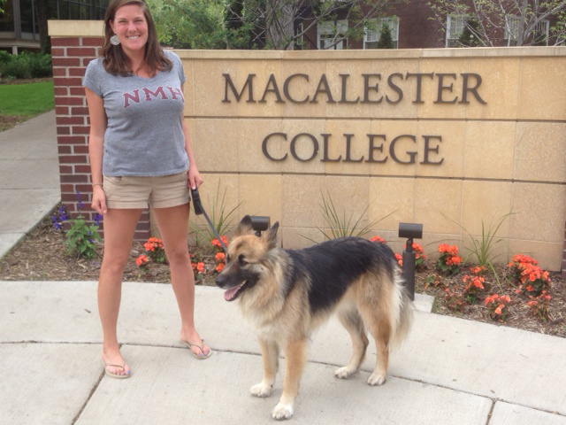 macalester college mascot - photo #5