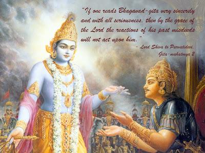 lord krishna in mahabharata