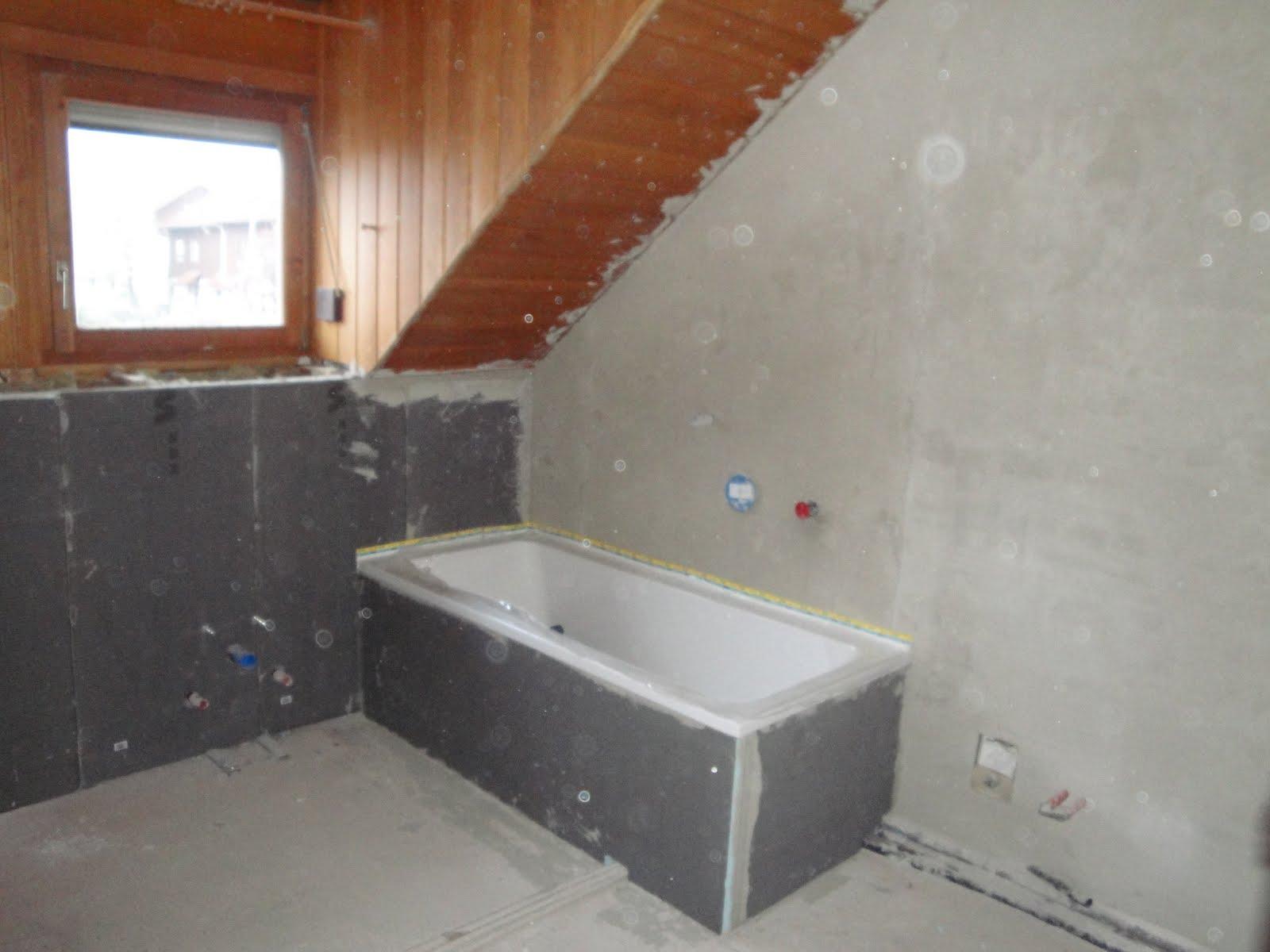 fam schmaderer umbau obergeschoss 10 tag duschwanne und badewanne eingebaut. Black Bedroom Furniture Sets. Home Design Ideas