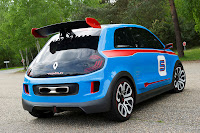 Renault Twin'Run Concept Car rear