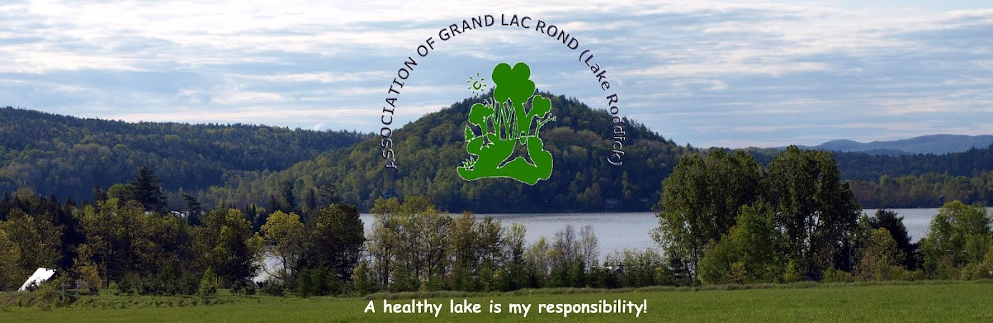 Grand Lac Rond - English