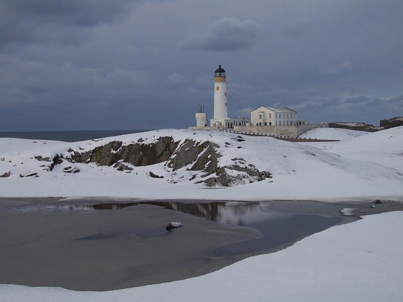 Fair Isle: Snow Day - Fair Isle
