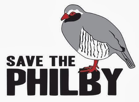Save the Philby