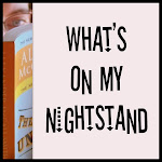 I ALSO BLOG @ WHAT'S ON MY NIGHTSTAND