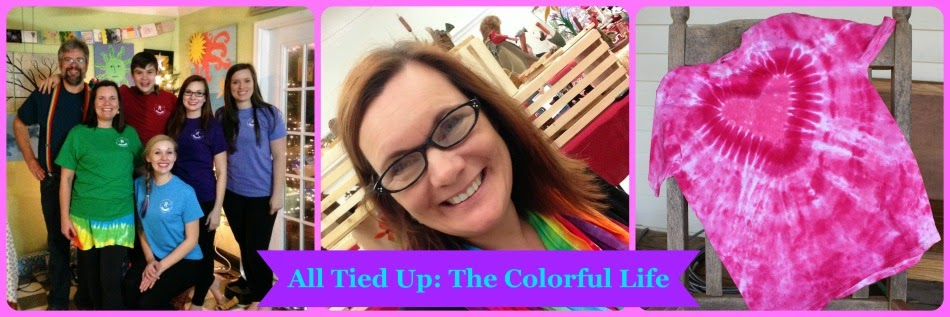 All Tied Up: The Colorful Life
