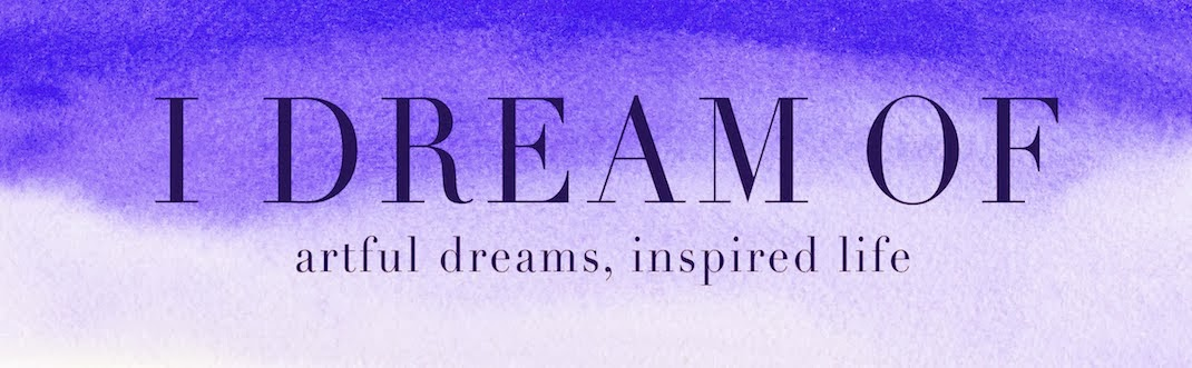 I dream of