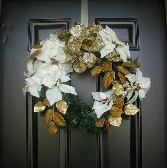 Couronne de Noël originale