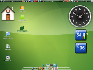 Best Linux desktop of 2012: Linux Mint 13