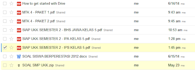 Paket Soal UKK IPS Kelas 5 SD Semester 2/Genap Lengkap (Cocok Untuk Bimbel)