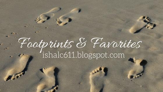 Footprints & Favorites