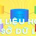 [App Android] Tự học Cơ sở dữ liệu
