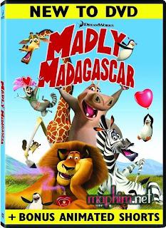 Valentine Điên Rồ - Madly Madagascar 2013