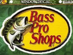 Bass Pro Shops.