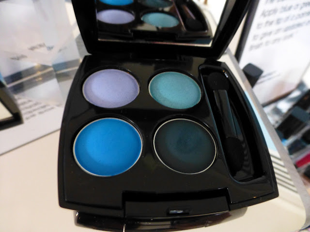 Avon Arctic Goddess Eyeshadow Quad