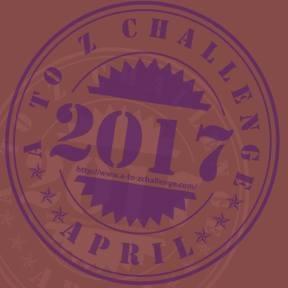 2017 A to Z Challenge Participant