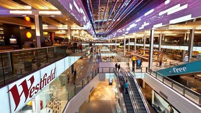 Shoppings em Londres Westfield London