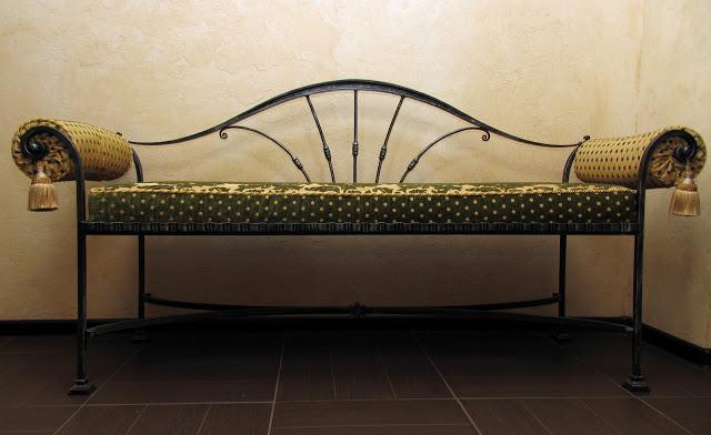Кованая мебель на заказ
