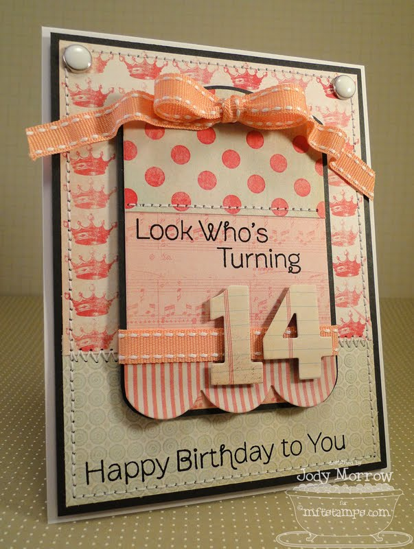 14 year old birthday cards gallery birthday cake decoration ideas birthday card for 14 year old boy 17 year old confessions of a ribbon addict mft blog hop by the numbers searchgroupfo bookmarktalkfo Image collections