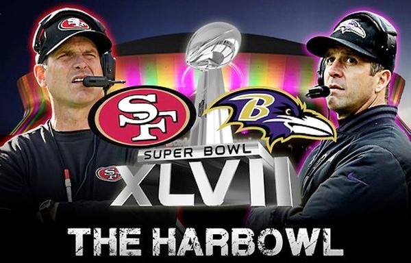 Caín y Abel en el Super Bowl 47
