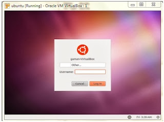 Cara Install Linux Ubuntu 10.10 di Virtual Box