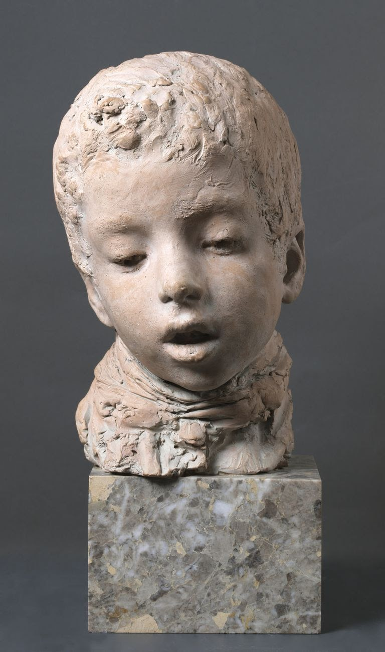 Vincenzo Gemito Malatiello  Museo Certosa di San Martino Napoli
