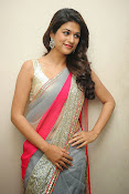 Shraddha das Latest Photos in Saree-thumbnail-2