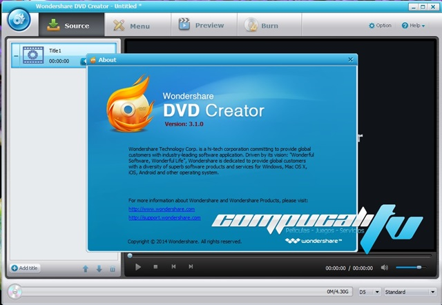 Wondershare DVD Creator 3.1 Final