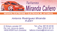 Talleres Miranda Cañero