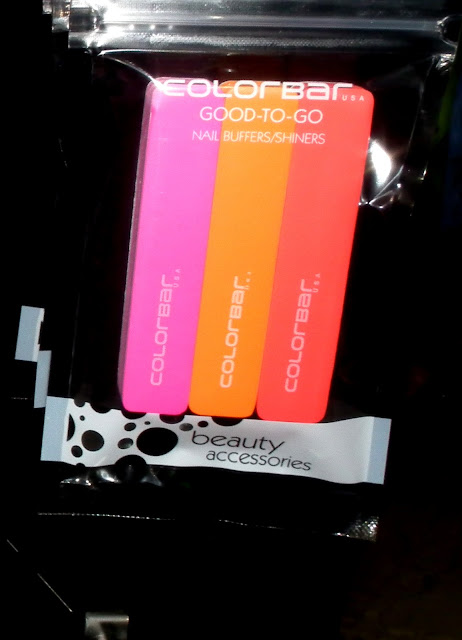 Picture of COLORBAR Nail Buffers/Shiners