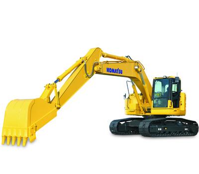 Komatsu Excavators PC228USLC-8