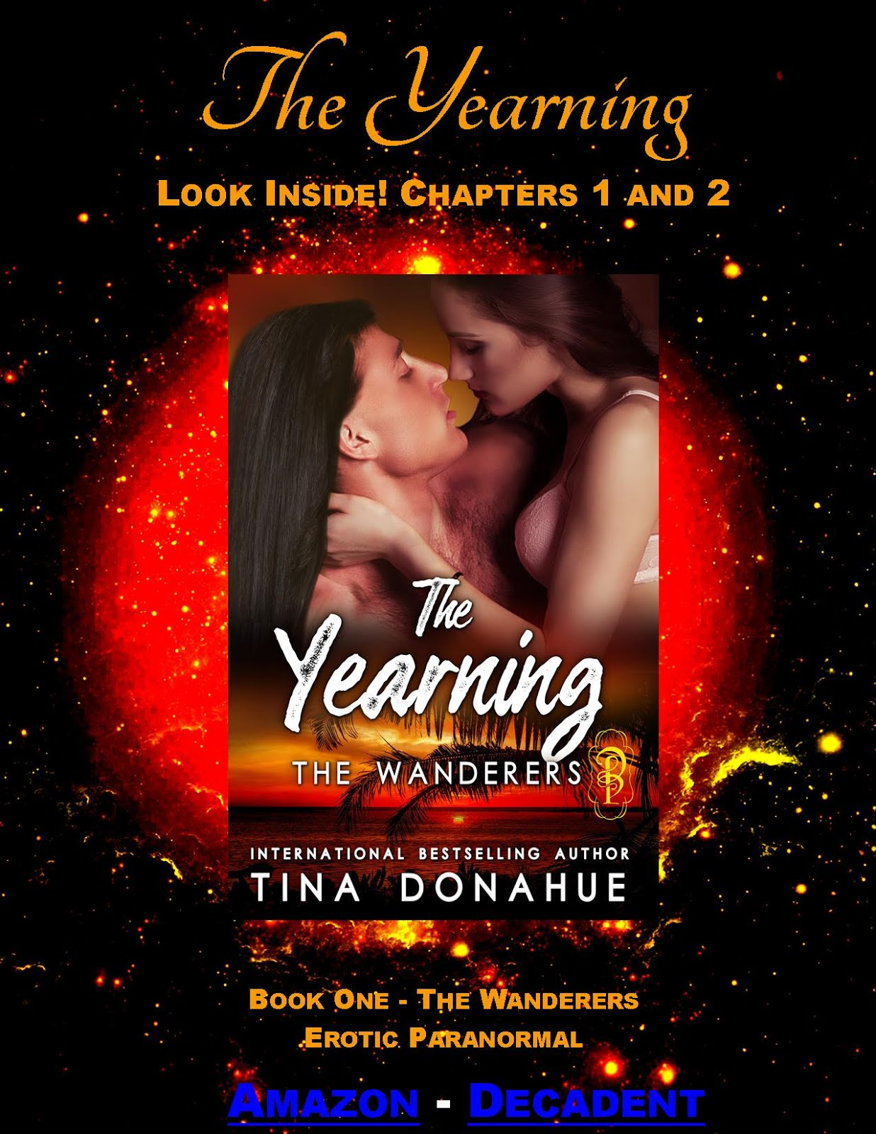 The Yearning - book 1 The Wanderers