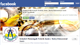 SMT Jasin di Facebook
