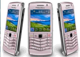 Ponsel Blackberry Pearl 3G 9105