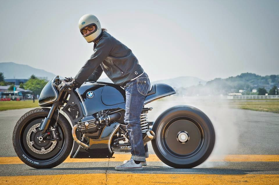 Bmw Rninet Cherrys Burnout